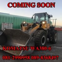KOMATSU WA380-6
