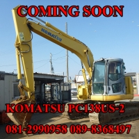 KOMATSU PC138US-2