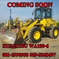 KOMATSU WA100-6