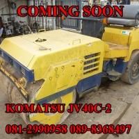 KOMATSU JV40C-2