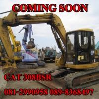 CAT 308BSR