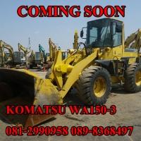 KOMATSU WA150-3
