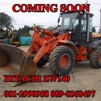 HITACHI ZW140