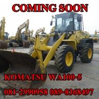 KOMATSU WA100-5