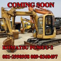 KOMATSU PC50UU-2