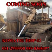 KOMATSU D80P-12