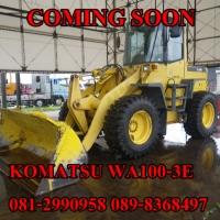 KOMATSU WA100-3E