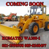 KOMATSU WA200-1