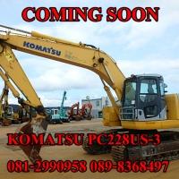KOMATSU PC228US-3