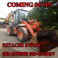 0 Hitachi Zw140