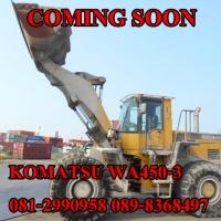 KOMATSU WA450-3