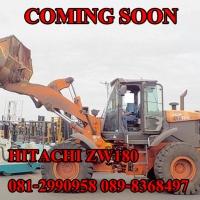 HITACHI ZW180