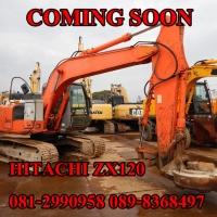 HITACHI ZX120