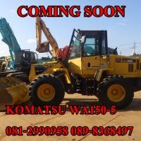 KOMATSU WA150-5