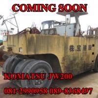 KOMATSU JW200