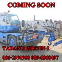 TADANO GR120N-2