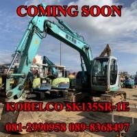 KOBELCO SK135SR-1E