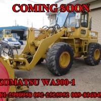 KOMATSU WA300-1