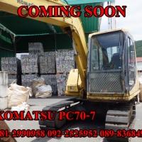 KOMATSU PC70-7