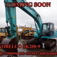 KOBELCO SK200-9