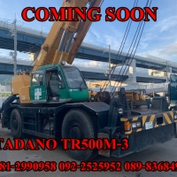TADANO TR500M-3