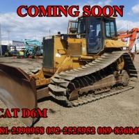 CAT D6M