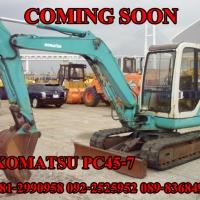 KOMATSU PC45-7