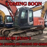 HITACHI ZX210-3