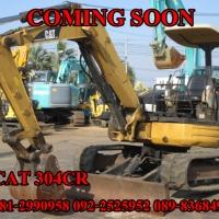 CAT 304CR