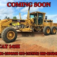CAT 143H