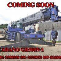 TADANO GR500N-1
