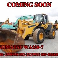 KOMATSU WA320-7
