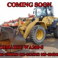 KOMATSU WA200-5