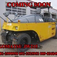 KOMATSU JW215