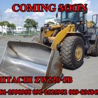 HITACHI ZW220-5B
