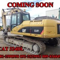 CAT 324DL