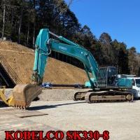 KOBELCO SK330-8