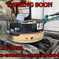 CAT 305SR