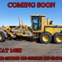CAT 140H