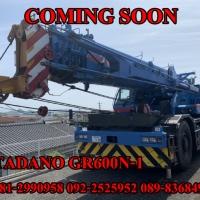 TADANO GR600N-1